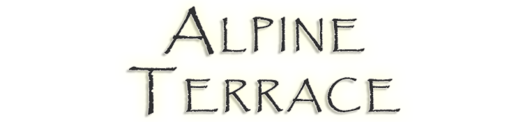 Alpine Terrace Apartments logo
